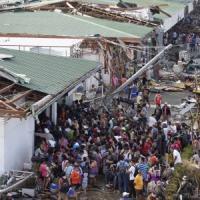 Tifone Haiyan, contattati nelle Filippine 4 italiani