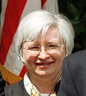 """""""Avanti col sostegno all'economia"""". La linea di Yellen, nuova presidente Fed"""