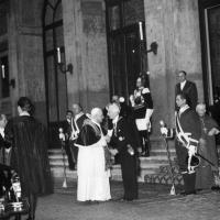 Il Papa al Quirinale: i precedenti