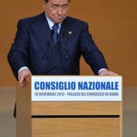 Il giorno di Forza Italia, il fotoracconto