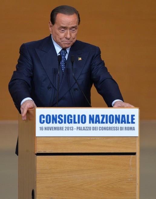 Il giorno di forza italia il fotoracconto for Onorevoli di forza italia