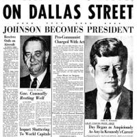 Omicidio Kennedy, le prime pagine su quel 22 novembre 1963