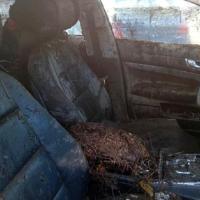 Maltempo Sardegna, le auto danneggiate