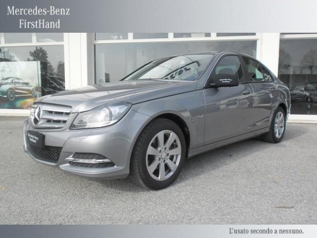 16fe52bf9d Foto - Mercedes Classe C 200 Cdi Executive (BlueEff) - 23.300 Euro ...
