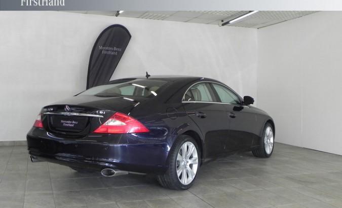 CLS 320 cdi V6 Sport - 25.400 Euro