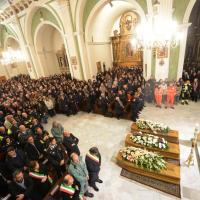 Alluvione in Sardegna, il giorno del lutto