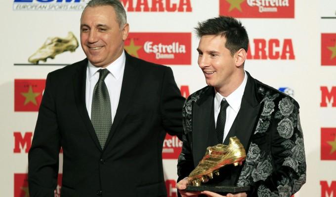 """Messi riceve la Scarpa d'Oro: """"Ma tornerò solo quando sarò pronto"""""""
