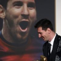 Messi, altro premio: è 'Scarpa d'Oro' per la terza volta
