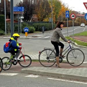 In cinque città il primo Bike to School Day. A scuola in bici, il 29 novembre si può