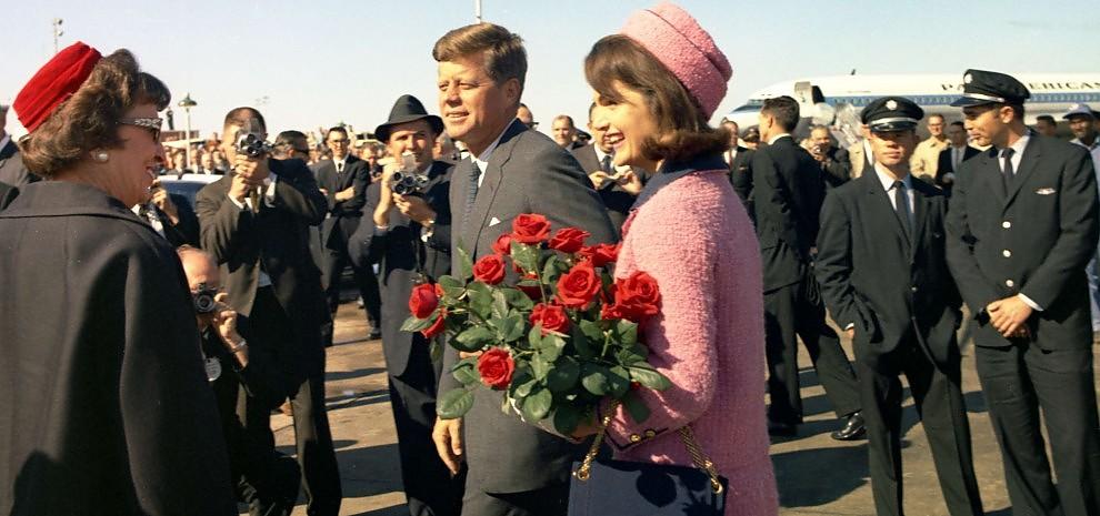 John F. Kennedy si è fermato a New York