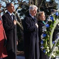 """Kennedy, l'omaggio di Obama: """"Incarnò"""