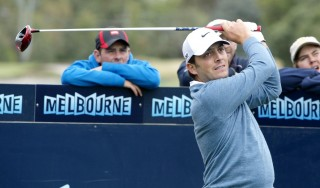 Golf, World Cup: Molinari super, Australia al comando