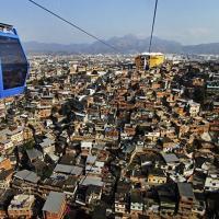 Da Rio a Londra, lo spettacolo delle funivie urbane