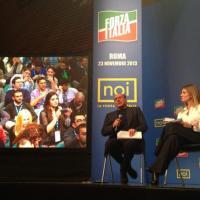 I giovani di FI incontrano Berlusconi: le foto sui social network