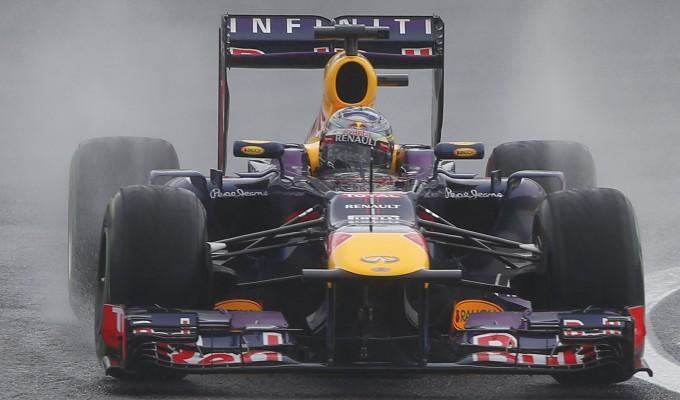 F1, Gp Brasile: Vettel in pole, Alonso terzo