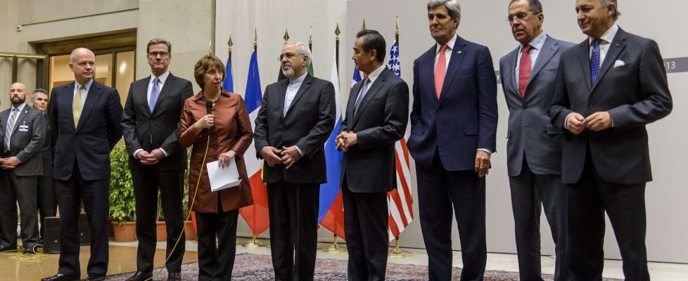 Nucleare iraniano, accordo raggiunto tra le potenze 5+1 e il governo di Teheran