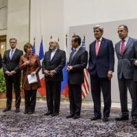 L'annuncio ufficiale dell'accordo a Ginevra