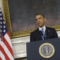 """Obama: """"E' una prima tappa,ma il mondo ora è più sicuro"""""""