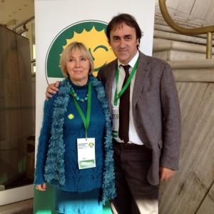 """""""C'è bisogno dei Verdi per il paese dimenticato"""", Bonelli rieletto portavoce nazionale"""