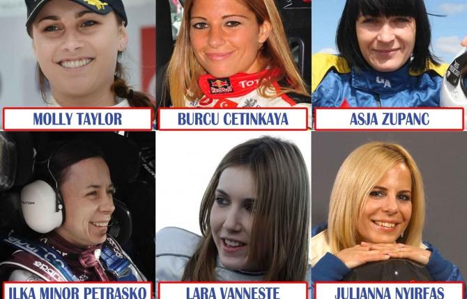 Donne e rally, ecco le regine, Premiate Taylor e Petrasko