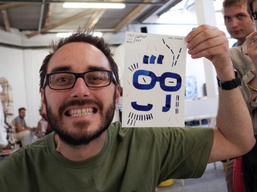 Tobias Gutmann Face O Mat About Face O Mat Tobias Gutmann