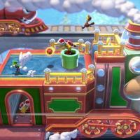 Super Mario World, le immagini