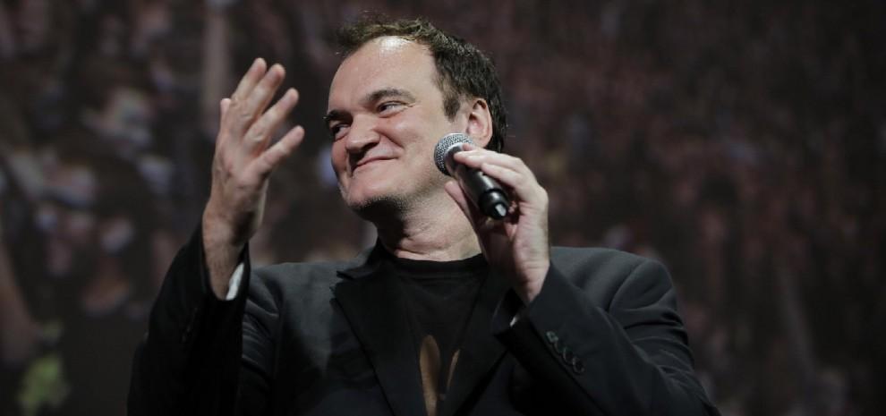 Tarantino: &quot;Con Django mi sono divertito. <br /> Ci ho preso gusto: faccio un altro western&quot;