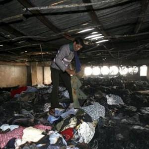 Bangladesh, ancora nessun risarcimento alle vittime dell'incendio da Piazza Italia e Walmart