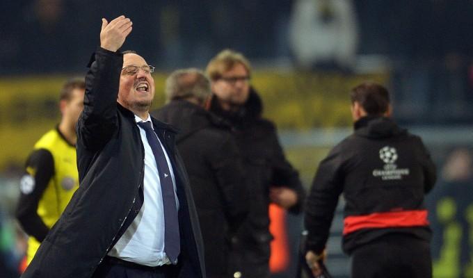 Il riposo contro lo stress. Benitez prova a rialzare il Napoli