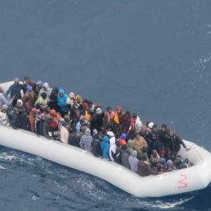 I migranti arrivano da regimi repressivi il tasso di mortalità: 30 per mille