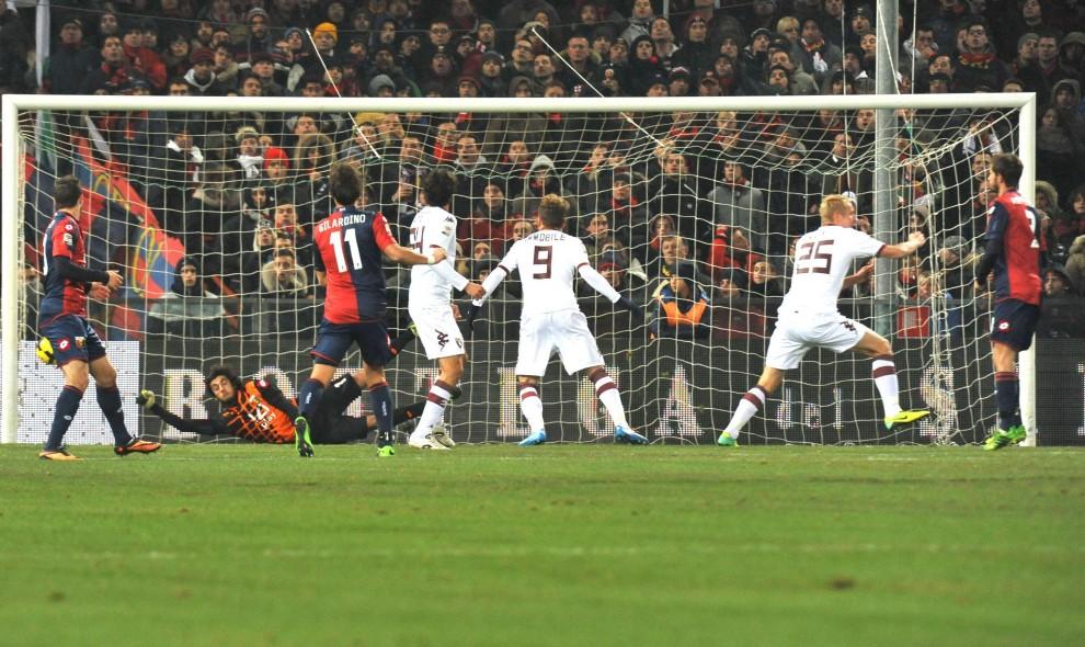 Genoa-Torino, il film della partita