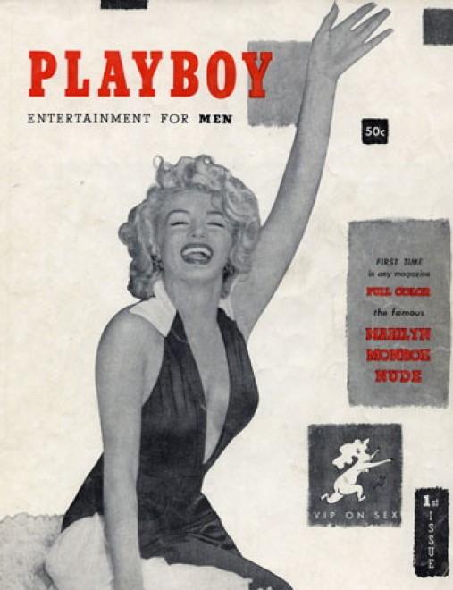 Playboy, da Marilyn a Marge Simpson: 60 anni in copertina