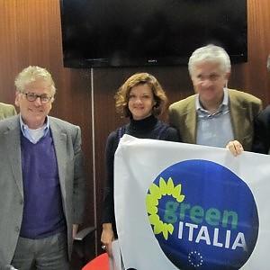 Green Italia guarda ai verdi europei, presentato il simbolo del movimento