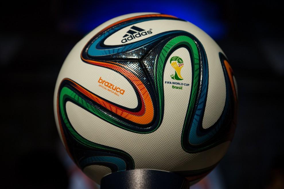 Brasile 2014, ecco Brazuca: il pallone ufficiale dei mondiali