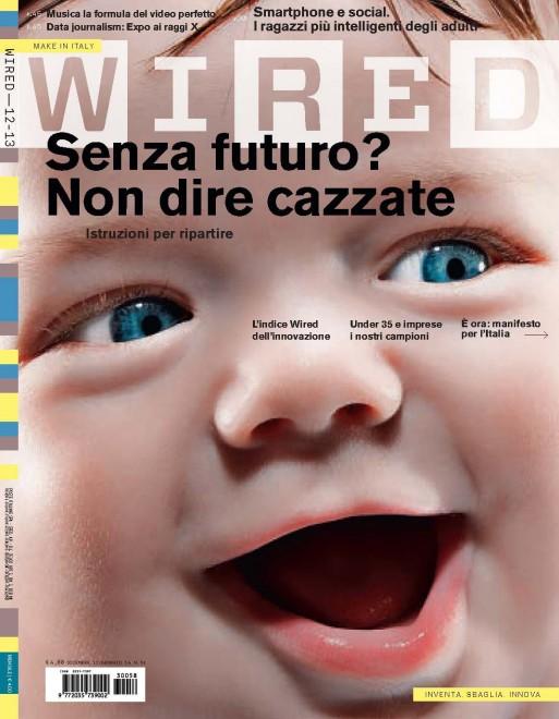 Nasce il nuovo Wired: sfogliatelo con noi