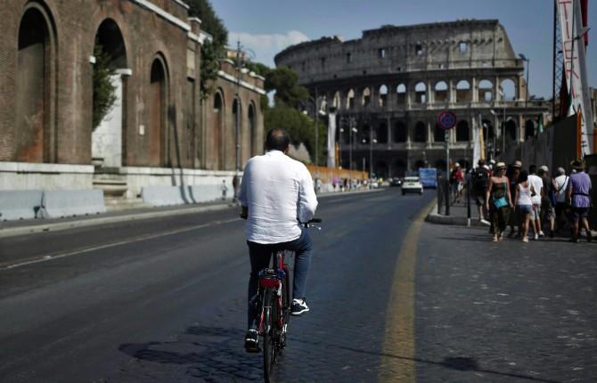 E le vendite di bici superano quelle di auto in 26 Paesi Ue su 28