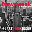 La retromarcia di Newsweek torna in versione cartacea
