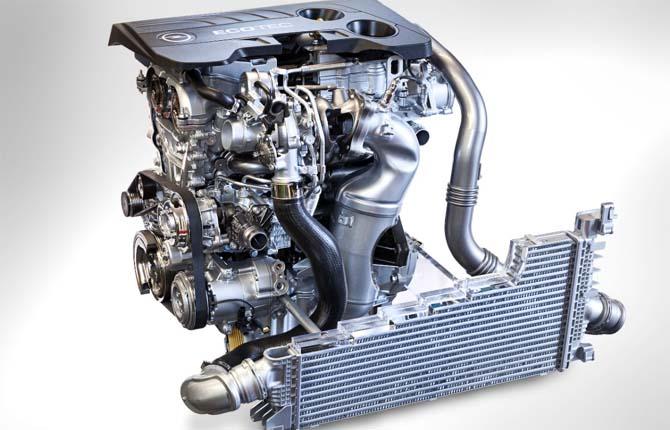 Opel, lunga vita al motore endotermico tradizionale