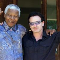 Nelson Mandela, il tributo delle celebrità. Bono: l'uomo che non poteva piangere