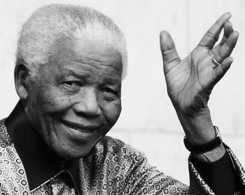 Nelson Mandela: una vita per immagini