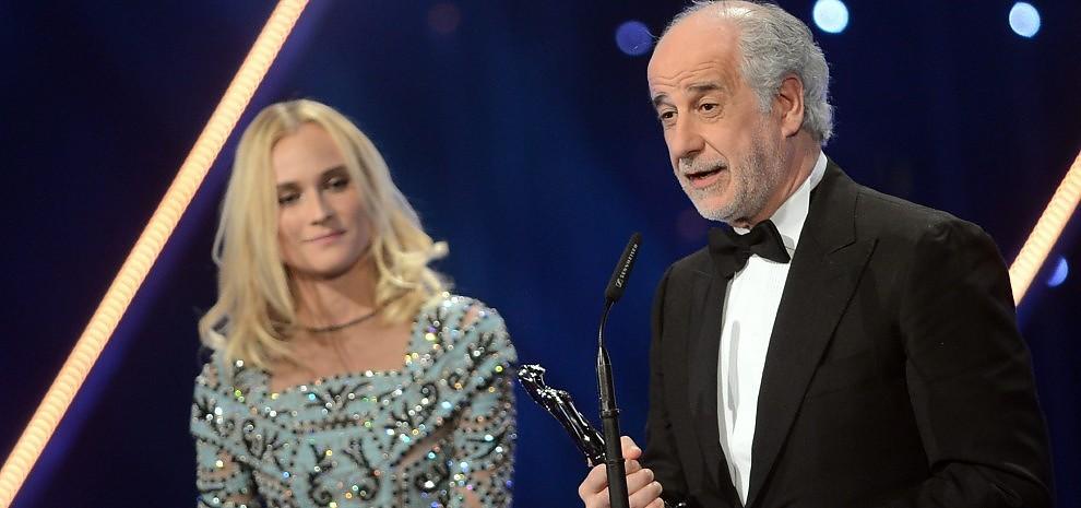 """""""La grande bellezza"""" trionfa agli Efa: premiati film, regista e attore"""