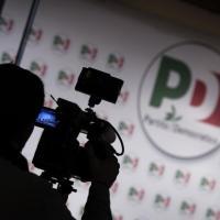 La giornata delle primarie del Pd: il fotoracconto