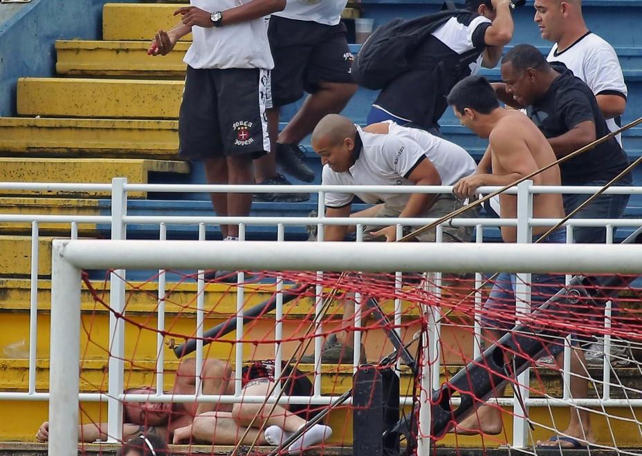 Brasile, gravi incidenti nell'ultima di campionato