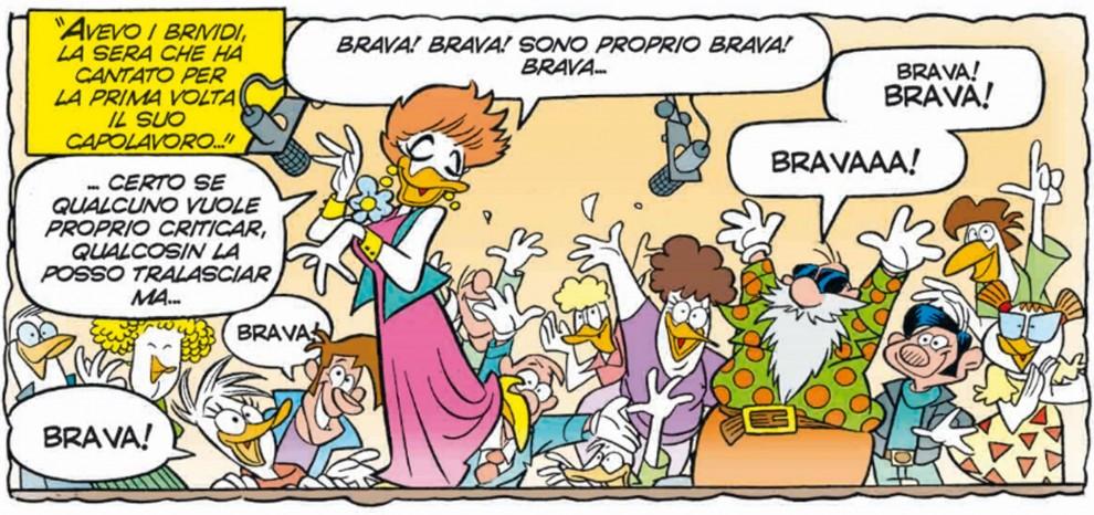 Mina Uack, felicità è cantare per Babbo Natale