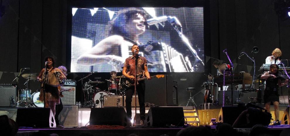 Estate rock 2014, arrivano gli Arcade Fire. Suoneranno a Roma e Verona