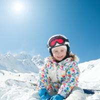 Bandiere bianche dei pediatri   per le località a misura dei piccoli sciatori