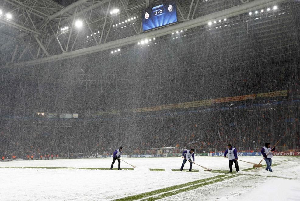 Матч Галатасарай - Ювентус будет доигран сегодня в 15:00 - изображение 1