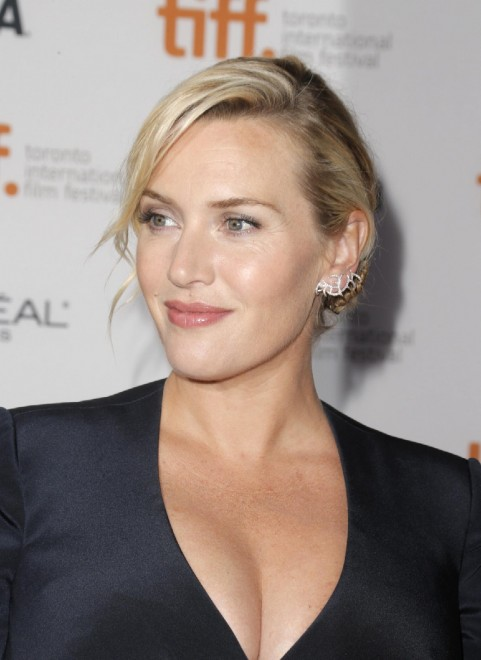 Kate Winslet, mamma felice: tre bebè da tre diversi mariti