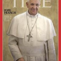 """Time, è Papa Francesco la """"persona dell'anno"""""""