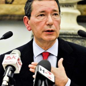 """Roma, il sindaco Marino """"preoccupato""""<br />per le manifestazioni dei Forconi"""